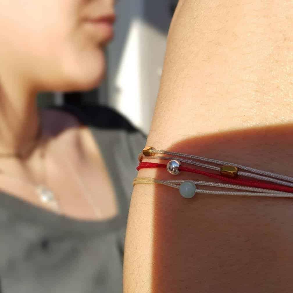 Bracelets cordon