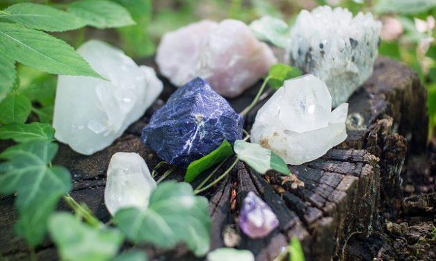 Le Charme des cristaux